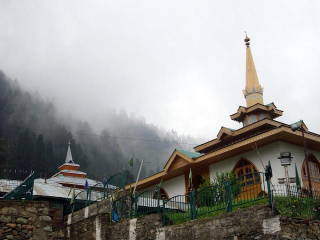 Ziarat of Baba Rishi