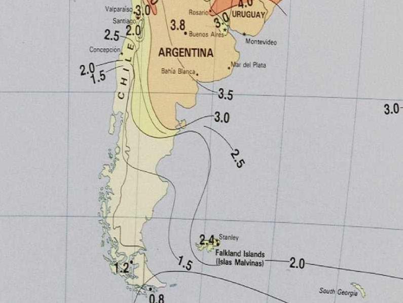 Energias Renovables Mapa De Energ 237 A Solar En La Argentina