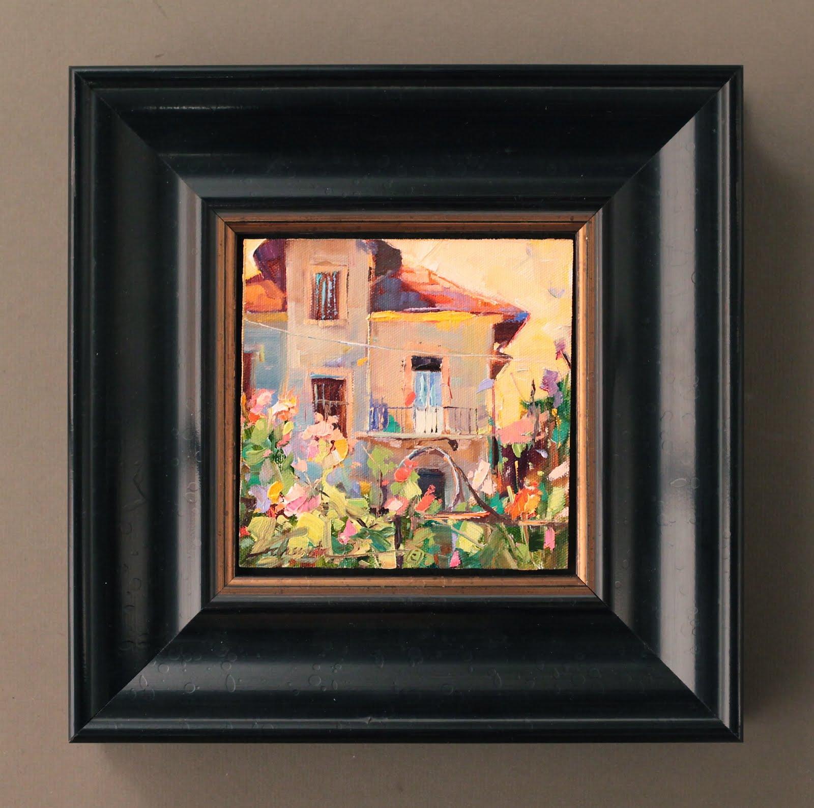 Randy Higbee Gallery Floater Frames Now On Kingofframe Com
