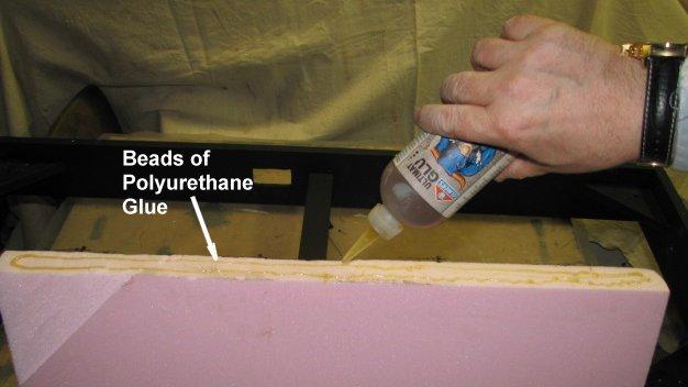 Railway Bob S Module Building Tips Installing The Styrofoam