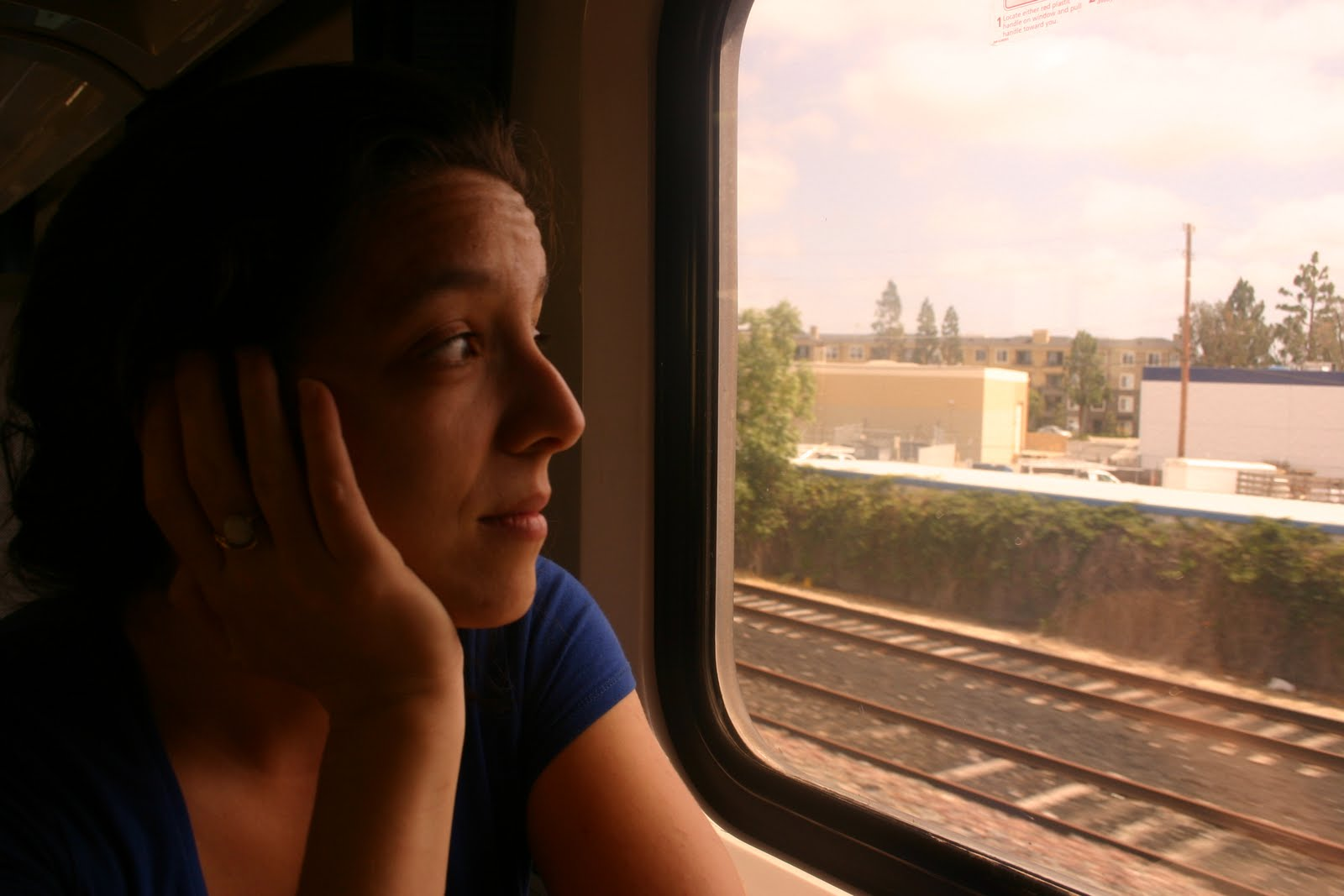 San Juan Capistrano By Train
