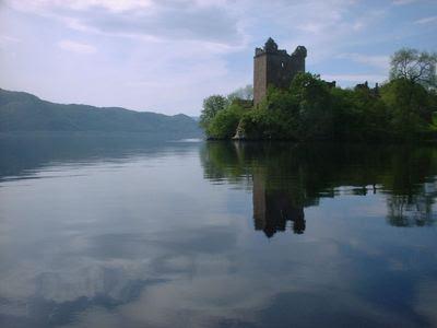 Sejarah Danau Loch Ness