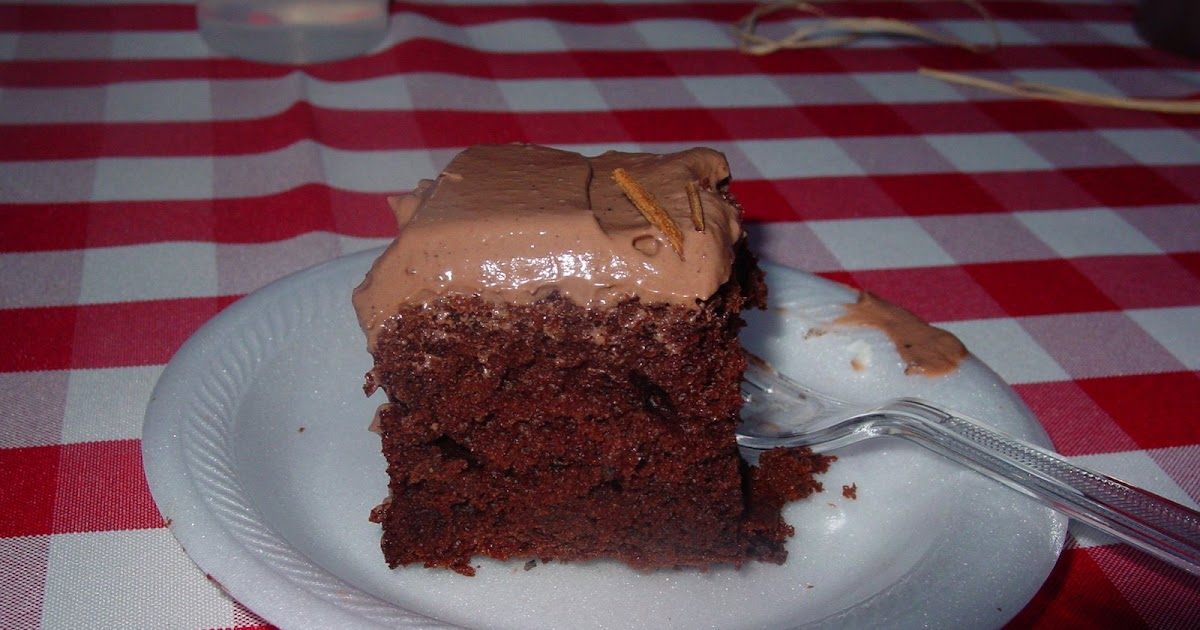 Chocolate Kahlua Cake Cake Mix Doctor