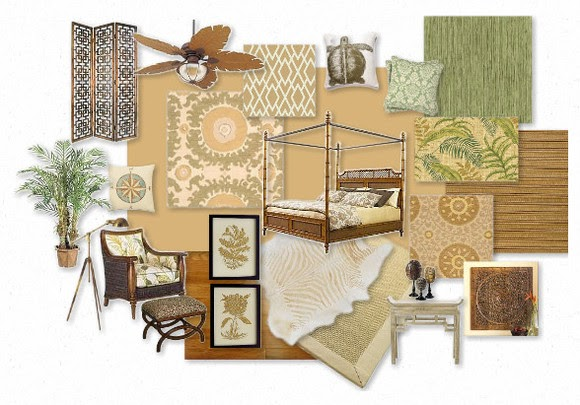 J'adore Decor: Putting together a British Colonial West ...