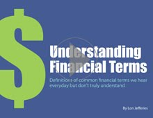 E-book: Financial Terms