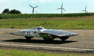 Solar Toy Car