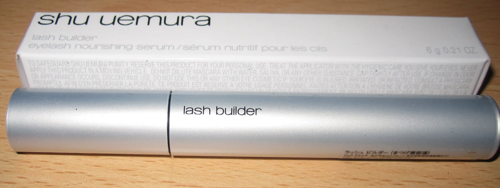 3798f34f977 Shu Uemura Lash builder - The Challenge | Inner Belle