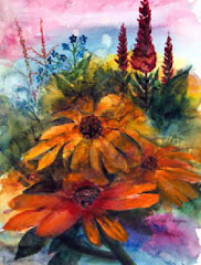 Bursting Blooms, by Sr Kristine Haugen, ocdh