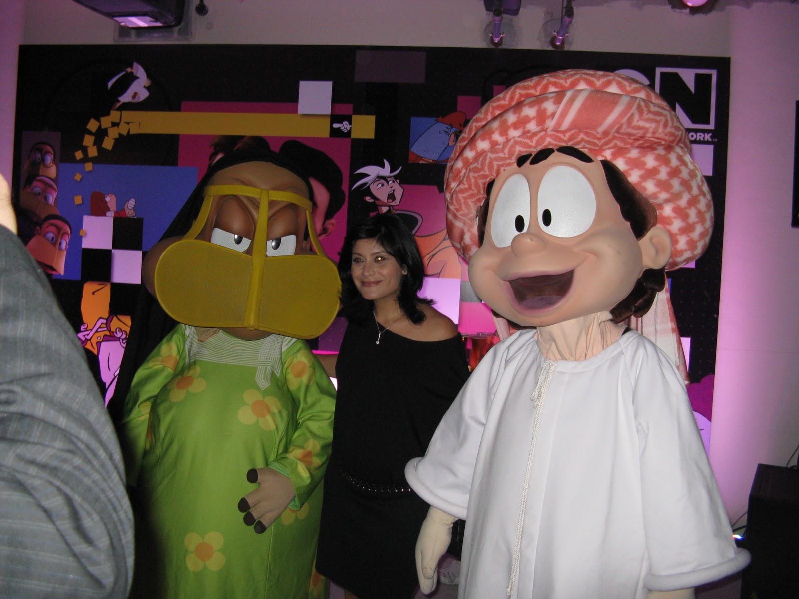 NewsP4U: TBS launches Cartoon Network Arabic 24/7 free-to
