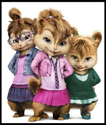 Nunca nada va a volver a ser igual: Alvin y las ardillas 2.
