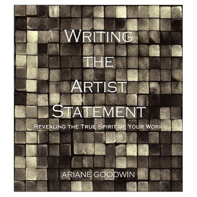 Image result for writing the artist's statement book