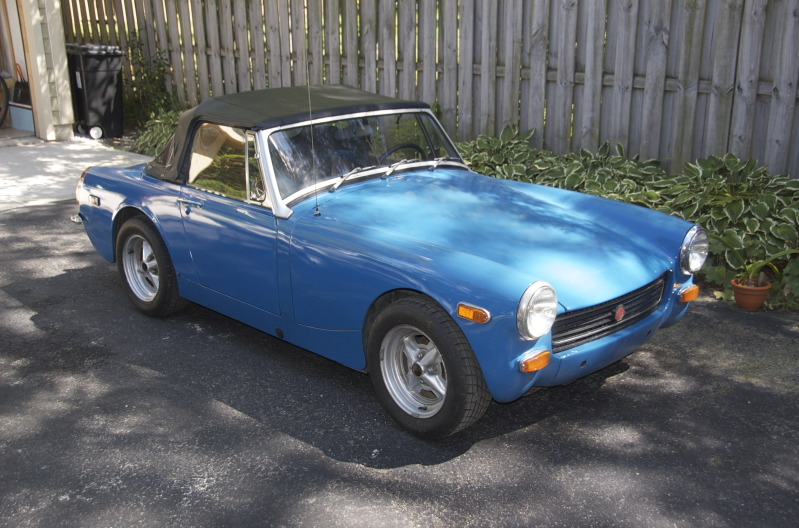 For Sale Mg Midget 60