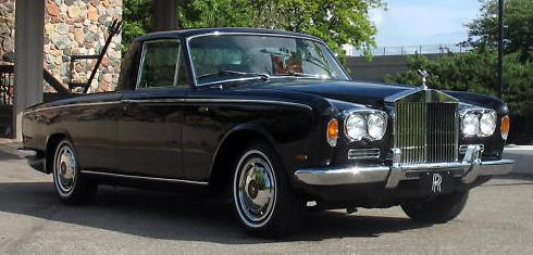 Just A Car Geek: Rolls Royce Pick Up Truck(s) - I've Got ...