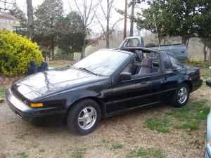 just a car geek 1988 nissan pulsar nx. Black Bedroom Furniture Sets. Home Design Ideas