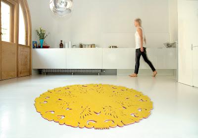 Carpet Dia Moho hej! designed by Michal Kopanisyn