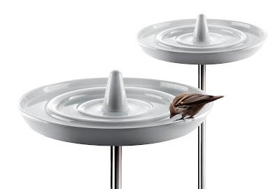 Eva Solo Ceramic birdbath
