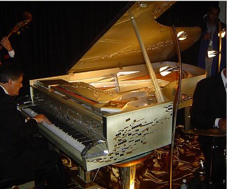 Grand Piano Colors Yamaha