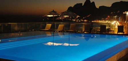 Hotels Ipanema Beach Brazil
