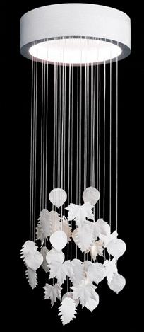 chandelier Magic Forest