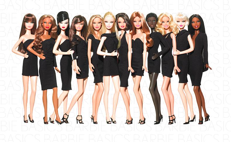 Barbie Basics collection