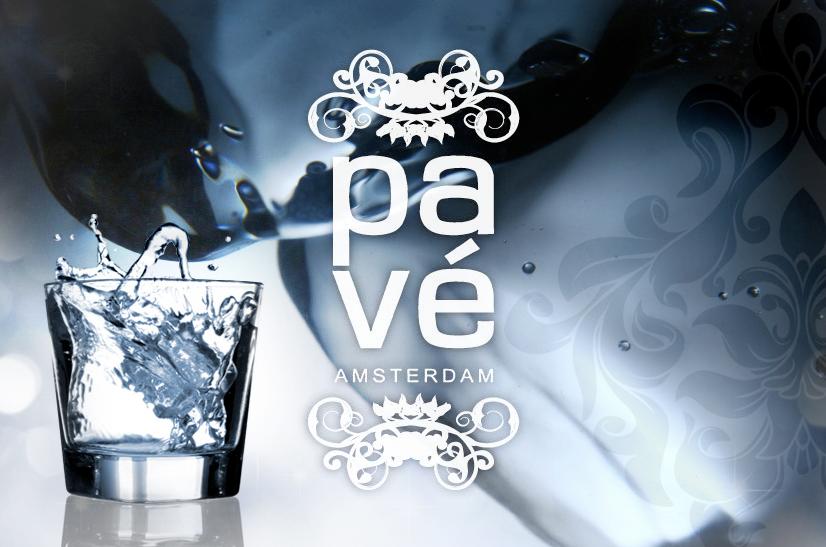 Pavé Spirits Luxury Vodka
