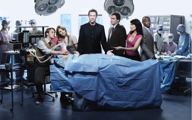 House, M.D Last Supper