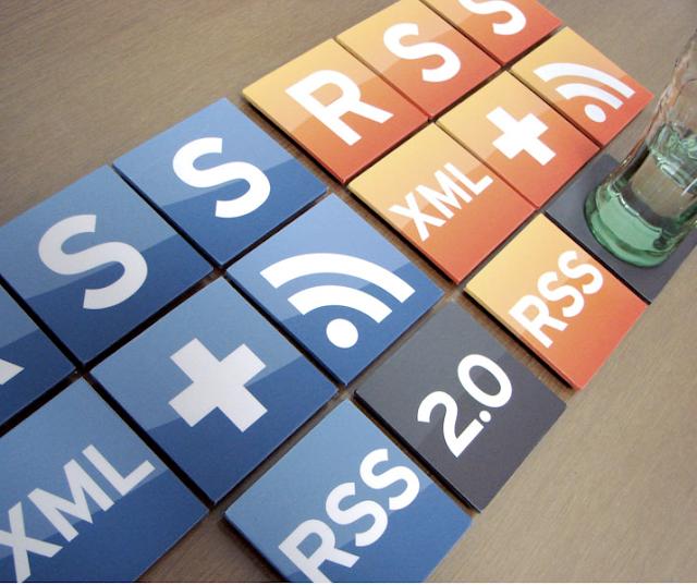 computer icon coasters