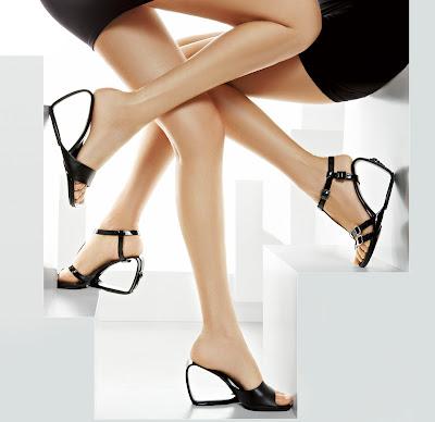 Mobius shoe