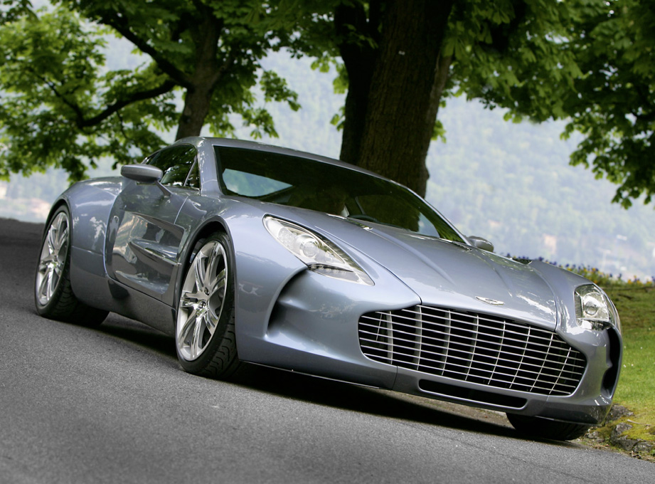 My Original Post Now Has Many New Updated Photo Of The Aston Martin One 77,  See That Here.