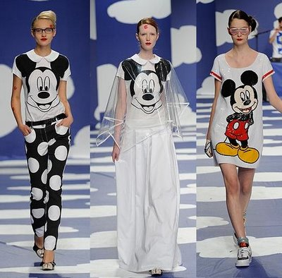 JCDC Mickey fashions