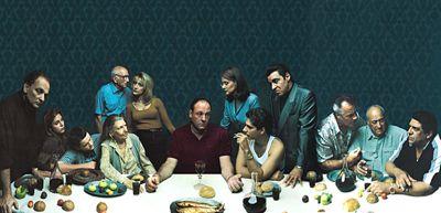 Soprano's Last Supper