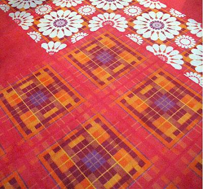 marcel wanders tartan carpet