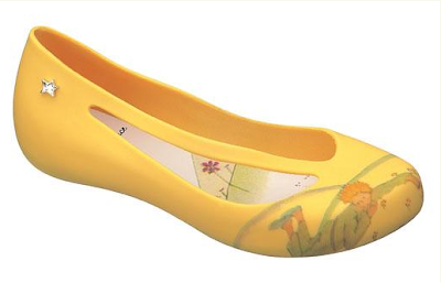 Tinkerbell Tennis Shoes