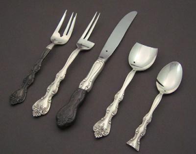 dismembered flatware