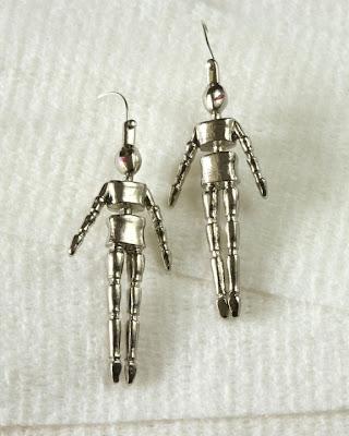 body part earrings