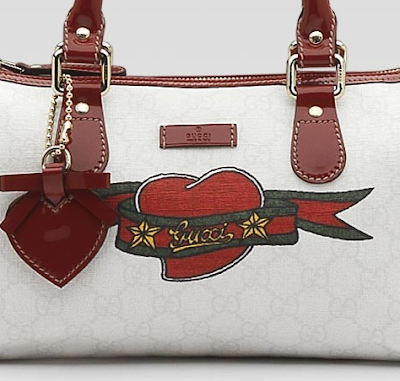 Gucci tattoo heart Collection for Unicef