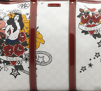 Gucci Tattoo Heart Collection to benefit Unicef