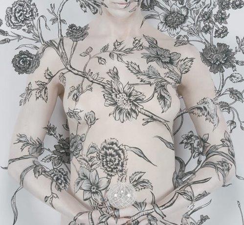 emma hack body artist
