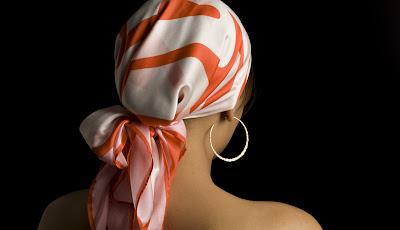 unruly silk scarves