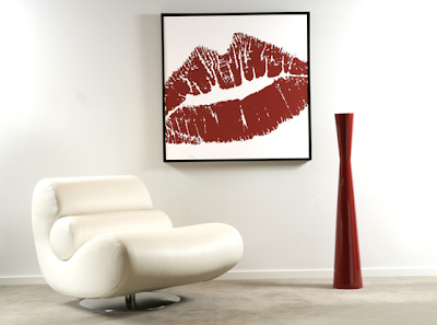 custom lip prints