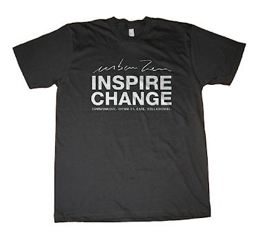 Donna Karan Obama t-shirt
