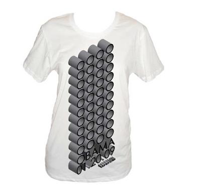 Derek Lam Obama T-shirt