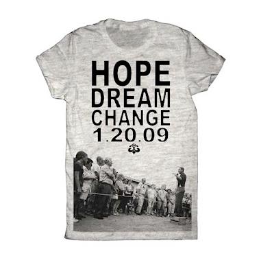 Deréon Obama T-shirt