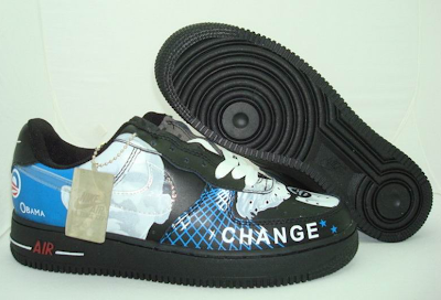 Obama Nike Air