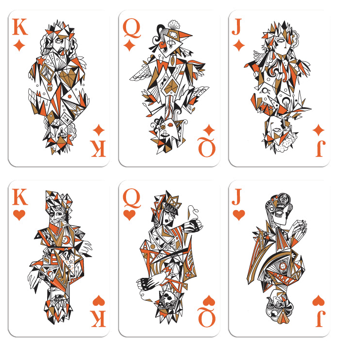 How Many Queens Are In A Deck Of Cards