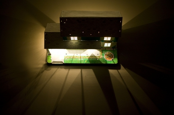 House Lights by Peter Waltz