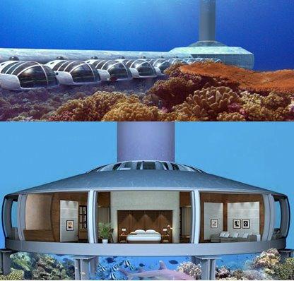 Poseidon Undersea Resort Katafinga Island Fidschi