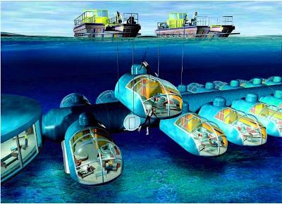 Компания Poseidon Undersea Resorts, LLC планирует открыть на дне Тихого...