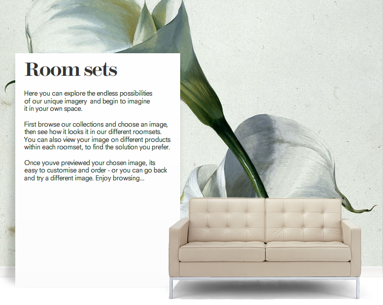 Syrface View room sets