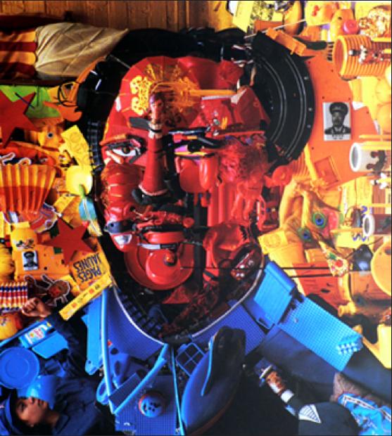 bernard pras Chairman Mao Zedong